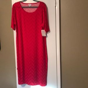 LulaRoe Julia 3XL new with tags